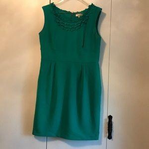 Dress Barn Size 14 Green dress